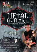 Metal Guitar Leads, Runs and Rhythms Level 1 , Dan Jacobs