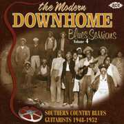 Modern Downhome Blues Sessions, Vol. 4 [Import]