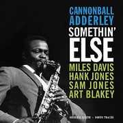 Somethin Else Original Album + Bonus Tracks [Import] , Cannonball Adderley
