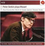 Peter Serkin Plays Mozart , Peter Serkin