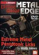 Metal Edge-Extreme Guitar: Pentatonic Licks for , Andy James