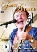 City of Gold: Live Performances , Jack Bruce