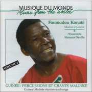 Malinke Rhythms and Songs, Vol. 2