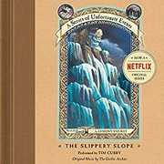 The Slippery Slope Unabridged CD (Series of Unfortunate Events)
