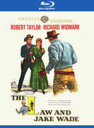 The Law and Jake Wade , Robert Taylor