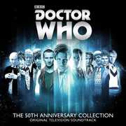 Doctor Who - the 50th Anniversary Coll (Original Soundtrack)