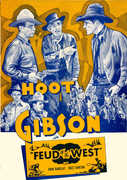 Feud of the West , Hoot Gibson