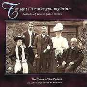 Tonight I'll Make You My Bride /  Various , Various Artists