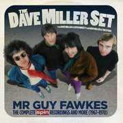 Mr Guy Fawks: Complete Spin Recordings & More 1967-1970 [Import] , Dave Set Miller