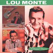 Sings Songs for Pizza Lovers /  Lou Monte Sings for