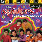 Let's Go Spiders [Import]