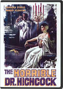 The Horrible Dr. Hichcock , Barbara Steele