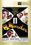 RX Murder , Noel Hood