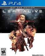 Left Alive for PlayStation 4