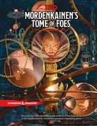 Mordenkainen's Tome Of Foes (Dungeons & Dragons, D&D)