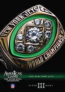 Nfl America's Game: 1968 Jets (Super Bowl II) , Joe Namath