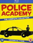 Police Academy 1-7-The Complete Collection [Import]