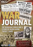 War Journal The Incredible World War II Escape of Major Damon RockyGause