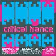 Critical Trance [Import]