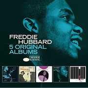 5 Original Albums by Freddie Hubbard , Freddie Hubbard