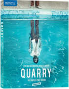 Quarry: The Complete First Season , Damon Herriman