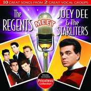 The Regents Meet Joey Dee and The Starliters