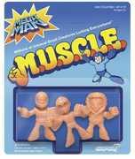 Super7 - M.U.S.C.L.E. - Mega Man - MUSCLE 3-Pack - Pack A