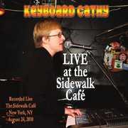Live at the Sidewalk Cafe