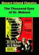 The Thousand Eyes Of Dr. Mabuse , Dawn Addams