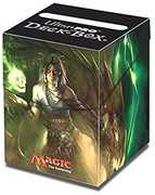 Magic the Gathering: Commander2015 - Meren of Clan Nel Toth PRO-100+Deck Box