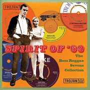Spirit Of 69: Boss Reggae Sevens Collection /  Various [Import] , Various Artists