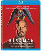 Birdman , Edward Norton