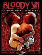 Bloody Sin: Abominations of the Third Reich , Daniel Baldock