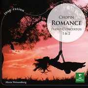 Romance: Klavierkonzerte 1 & 2 [Import] , Alexis Weissenberg