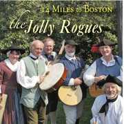 14 Miles to Boston