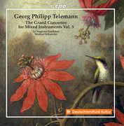 Grand Concertos for Mixed Instruments , Telemann