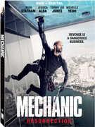Mechanic Resurrection , Jason Statham