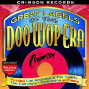 Great Labels Of The Doo Wop Era: Crimson