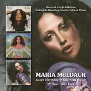 Sweet Harmony/ Southern Winds/ Open Your Eyes [Import] , Maria Muldaur