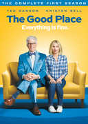 The Good Place: The Complete First Season , Kristen Bell