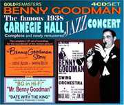 Famous 1938 Carnegie Hall Jazz Concert