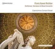 Sinfonias Sonatas & Oboe Concerto , Richter