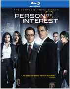 Person of Interest: The Complete Third Season , James Caviezel