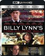 Billy Lynn's Long Halftime Walk , Garrett Hedlund