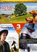 3-Film Original Family Classics , Beverly Garland