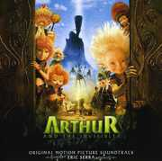 Arthur and the Invisibles (Original Soundtrack)