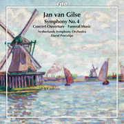 Symphony No 4 , David Porcelijn