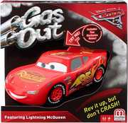 Mattel Games - Cars 3 Gas Out Game
