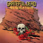 Red Rocks Amphitheatre, Morrison, Co 7/ 8/ 78 , The Grateful Dead
