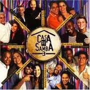 Casa de Samba 3: Ao Vivo /  Various [Import]